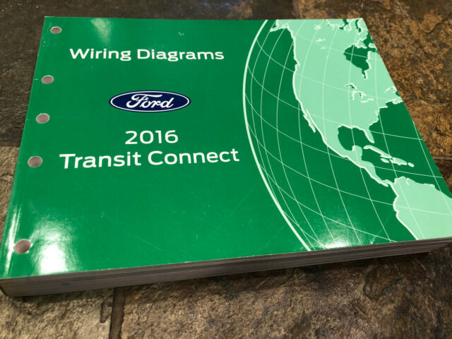 2016 Ford Transit Connect Van Wiring Diagrams Electrical
