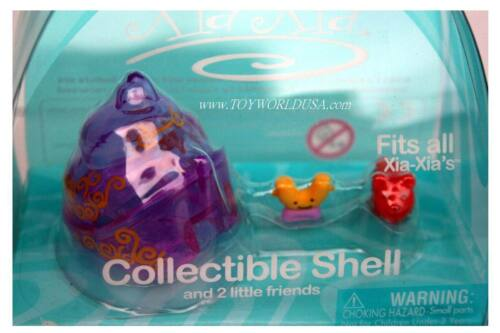 Xia Xia Hermit Crab Collectible Shell 1111 /& Friends Mac and Mudpie