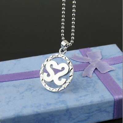 KPOP SS501 Double S Kim Hyun Joong  alloy necklace New Free shipping