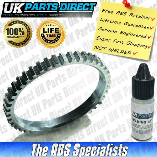 2001-2003 GRATIS * FERMO POSTERIORE FORD Maverick Mk2 ABS RELUCTOR RING