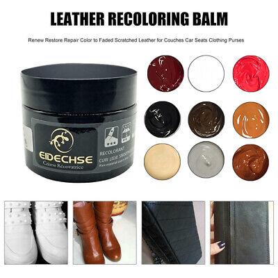 For Leather Restoration,Cracks,Burns/&Hole Leather Repair Cream//Filler Compound
