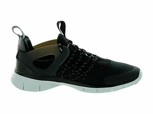 7a4dacbefca3 New Women s Nike Free Viritous Size 8.5 - Black Gray Running Shoes ...