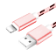 Braided-USB-Charger-Cable-Data-Sync-Cord-For-iPhone-7-Plus-iPhone-6-iPhone-X-8-5 miniatuur 25