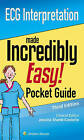 ECG Interpretation: An Incredibly Easy Pocket Guide by LWW (Paperback, 2016)