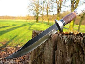 Jagdmesser-Messer-Knife-Bowie-Taschenmesser-Coltello-Cuchillo-Couteau-Hunting