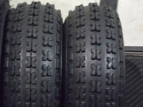 19X7-8  20X10-9 ATV TIRE SET Complete Set All 4 Tires POLARIS RZR 170