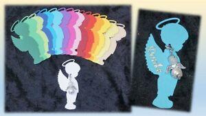 Details Zu Gastgeschenk Engelskarte Mit Schutzengel Engel Taufe Kommunion Danke Junge