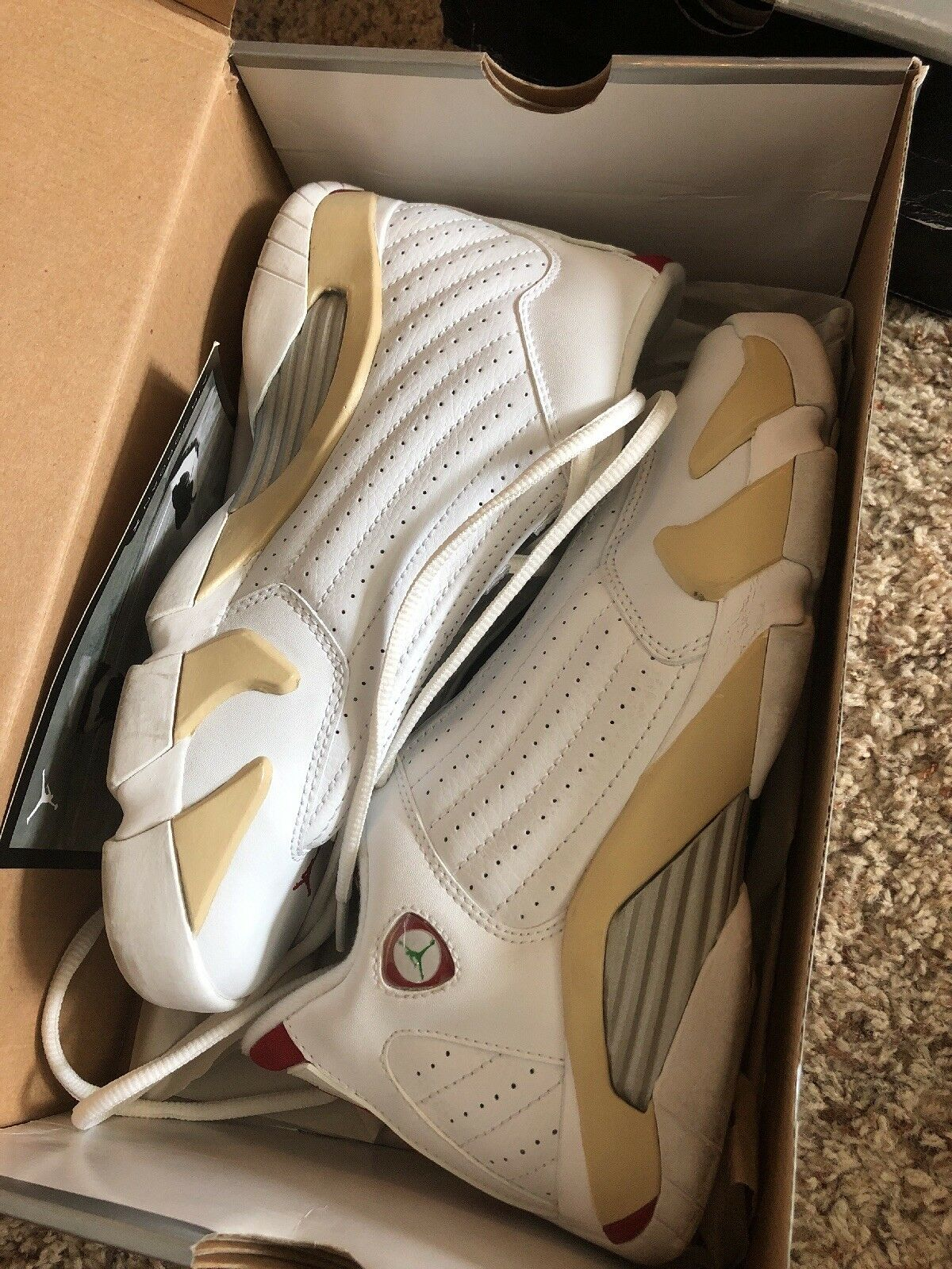 damen's Air Jordan 14 Retro Used