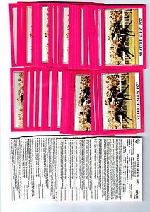 1X-SEATTLE-SLEW-1990-Star-KENTUCKY-DERBY-103-Horse-Racing-Bulk-Lot-Availabl