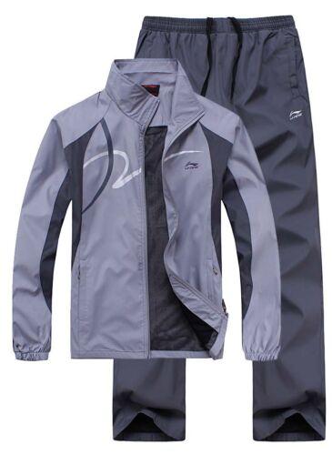 Sport Costume survêtement jogging costume 2 pièces loisirs Outdoor /& Indoor