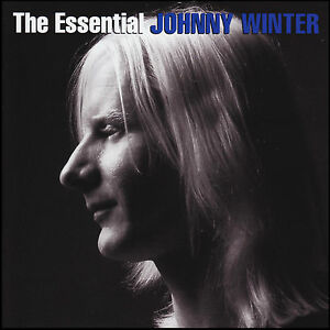 JOHNNY-WINTER-2-CD-THE-ESSENTIAL-BEST-OF-GREATEST-HITS-BLUES-NEW