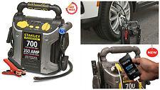 Car Battery Jump Starter Air Compressor Peak Portable 700Amp Charger Booster