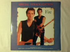 "BRUCE SPRINGSTEEN Fire 12"" UK"