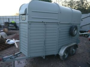 Image Is Loading Horse Box Horsebox Catering Trailer Conversion Mobile Coffee