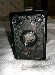 Box Tengor 1 54/2 Zeiss Ikon Frontar Boxkamera 1928 - Trebsen, Deutschland - Box Tengor 1 54/2 Zeiss Ikon Frontar Boxkamera 1928 - Trebsen, Deutschland