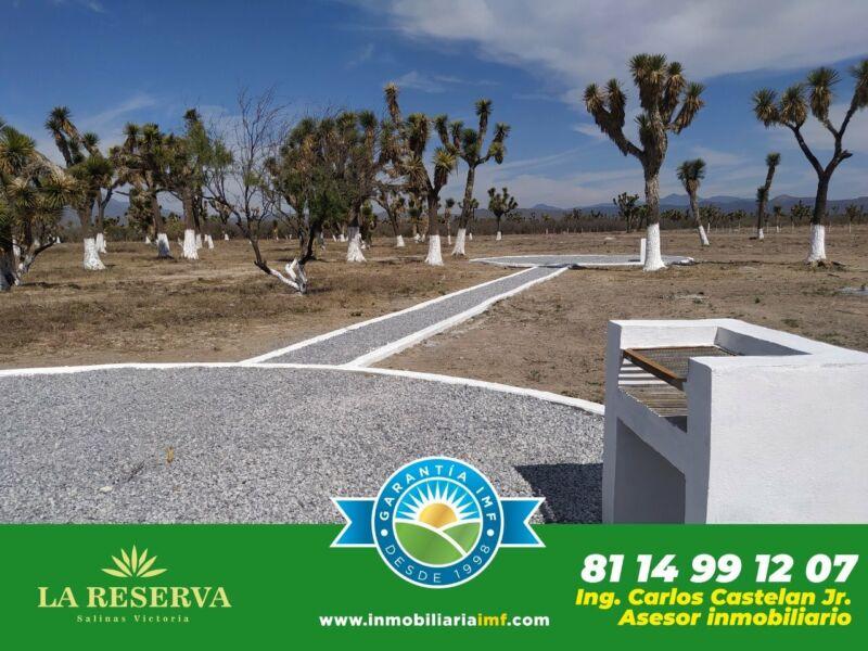 Venta de Terrenos Campestres Fraccionamiento Reserva