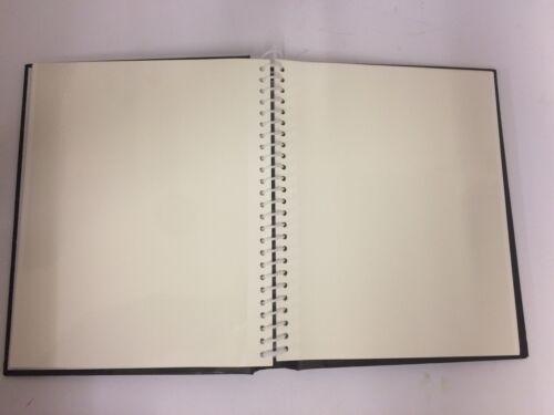 3 x adhésif grands albums photo totalisant 60 feuilles 120 côtés album