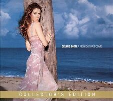 """A NEW DAY HAS COME by CELINE DION (2 Discs: CD + DVD, 2002-USA-Epic) """"BRAND NEW"""""""