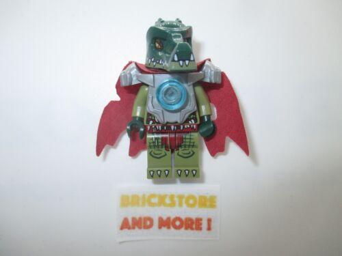 Cragger Heavy Armor loc044 Minifigures Legends of Chima Lego