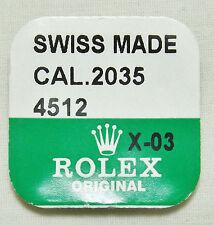 ORIGINAL ROLEX 2035 - 4512 CANNON PINION (TALL ) FOR DATEJUST GENUINE