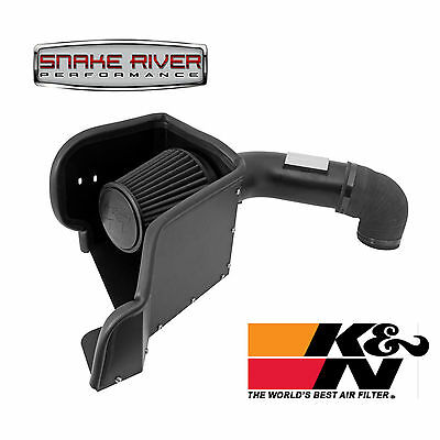 K&N BLACKHAWK DRY COLD AIR INTAKE 09-17 DODGE RAM 1500 13-17 RAM 2500 5.7L HEMI