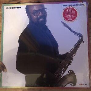 "JAMES MOODY ""SOMETHING SPECIAL"" 1986 VINYL LP NEW SEALED"