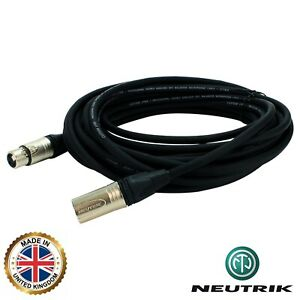 Details about POWERED ACTIVE SPEAKER CABLE. Balanced XLR to XLR Audio Patch  Lead