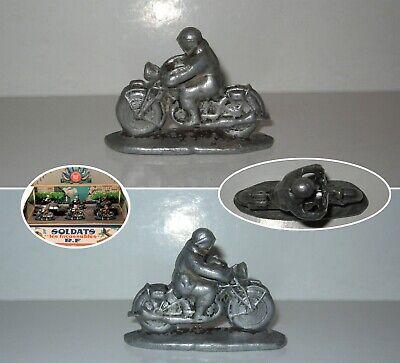 Pratico Moto,gis Au Defilé,rf Rene Fischer 1:32,ww2,motorbike,motorräder,us Army,quiralu