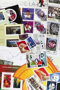 CANADA-Postage-Stamps-2003-Complete-Year-set-collection-Mint-NH-See-scans