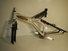 Specialized bike frame for parts or repair