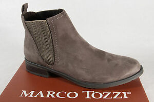 Details about Marco Tozzi 25321 Women's Boots, Ankle Boots, Boots Pepper New