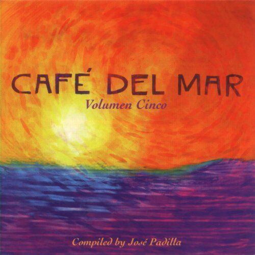 1 of 1 - Various Artists - Cafe del Mar - Volumen Cinco - Various Artists CD 8TVG The