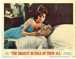 RAQUEL-WELCH-THE-BIGGEST-BUNDLE-OF-THEM-ALL-1968-VG
