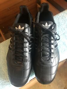 Details about Adidas Tuscany Goodyear Driver's Shoes Black Size 14