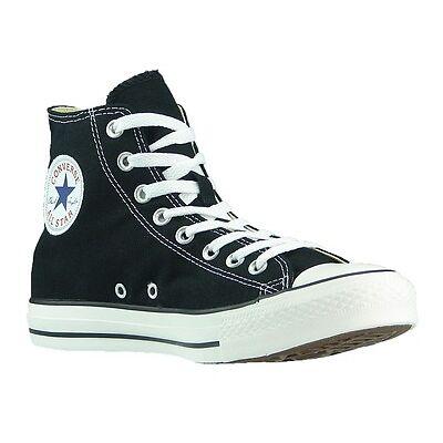 Men's/Women's CONVERSE M9160 Black Chuck Taylor ALL STAR HI Athletic Shoes New