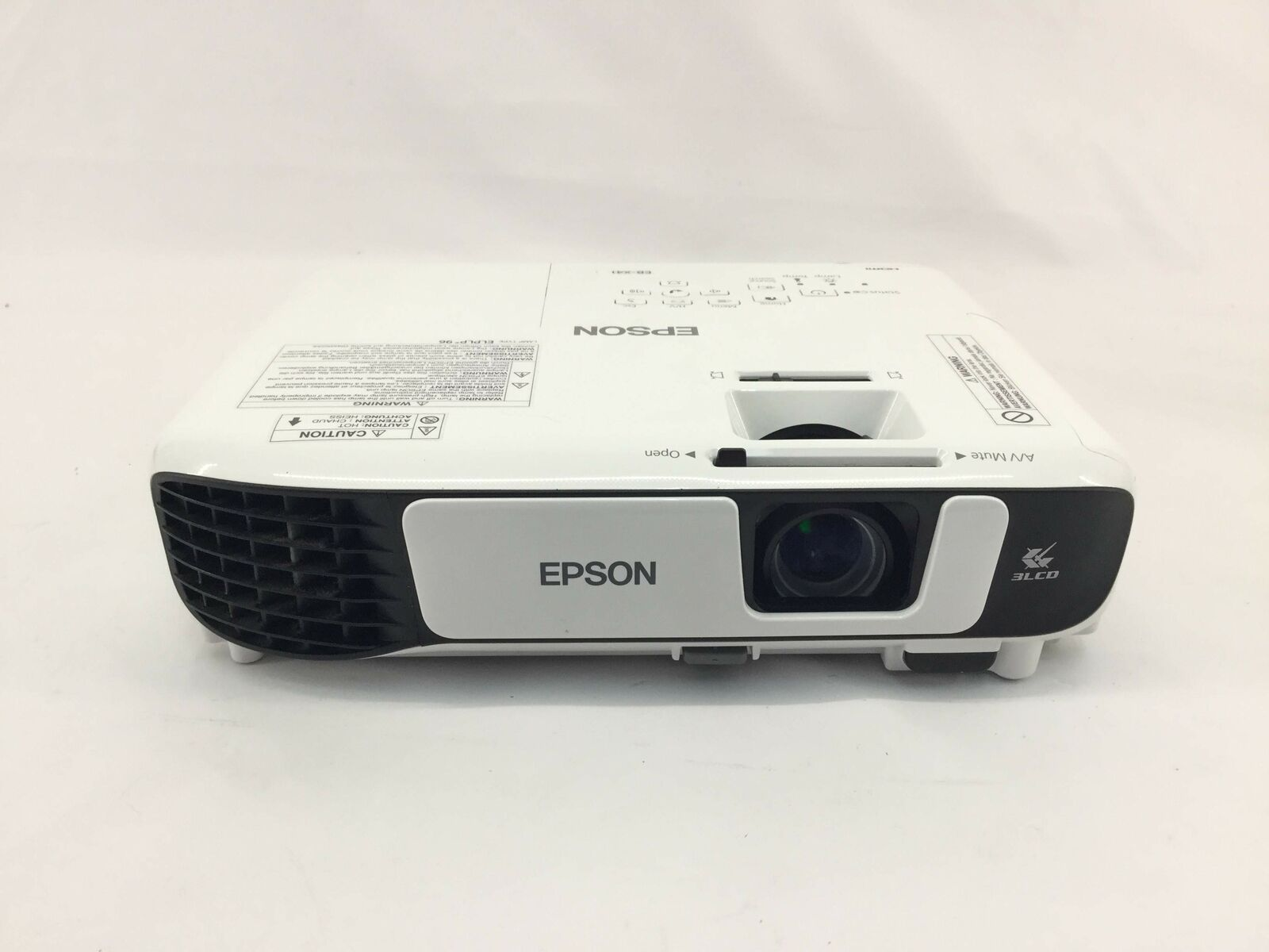 s l1600 - PROYECTOR POLIVALENTE EPSON 3LCD 5487926