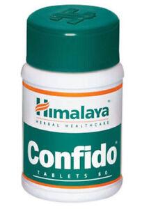 Confido-Tabletten-Pflanzliche-Heilmittel-fuer-maennliche-sexuelle-60-Tabletten