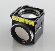 Nikon Fluorescence Dapi Uv Filter Cube Microscope Te2000 I Series D Fl E