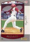 2000 Bowman Barry Larkin #4 Baseball Card