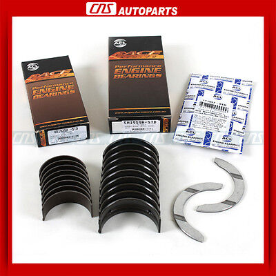 ACL Race ROD Bearings S2000 F20C F22C 97-01 Prelude H22A //Oil Clearance 4B1912HX