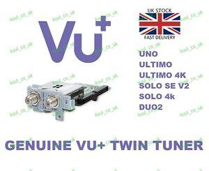 100-GENUINE-VU-DVB-S2-DUAL-TUNER-1X-TWIN-TUNER-MODULE