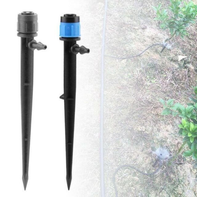 10 Pcs Micro Drip Irrigation Garden Watering System Emitter Drippers Sprinkler