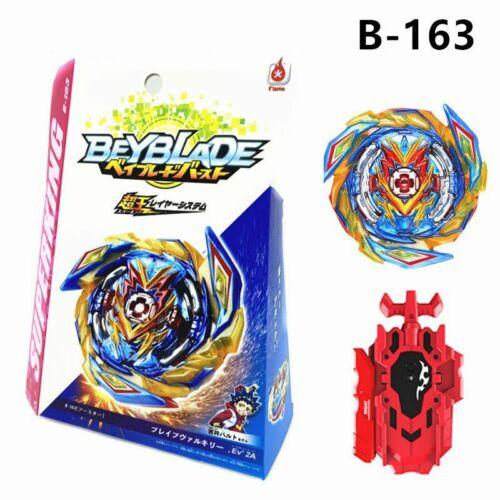 Beyblade Burst SuperKing Booster B-163 Brave Valkyrie.Ev/' 2A With Box Kids Gift