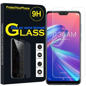 Vitre-Protection-Ecran-Film-Verre-Trempe-Asus-Zenfone-Max-Pro-M2-ZB631KL