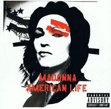 MADONNA American Life CD Album Maverick 2003