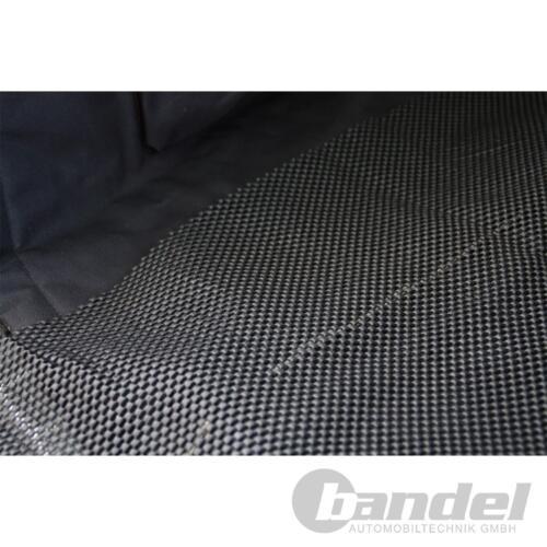 7,42 €//m² antiscivolo-Tappetino bagagliaio razionalmente antiscivolo tappeto 120x100cm ANTRACITE