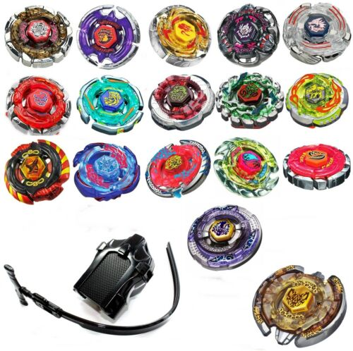 Hasard 8er-sets Toupie Pour Beyblade Metal Fusion Arena Beyblades 4d Galaxy