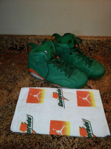 Nrg Aj5986 9 Retro 5 G8rd Gatorade Green Air Nike Jordan Rare Ds Pine 6 Tamaño 335 qx6z4I1