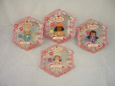 Strawberry Shortcake figures - Orange Blossom,Angel Cake, Ginger Snap, Shortcake