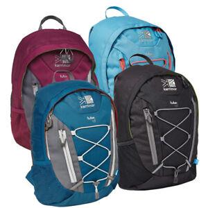 Karrimor Mens Tube 10 Litre Coolmesh Zip Pocket Daysack Backpack   eBay